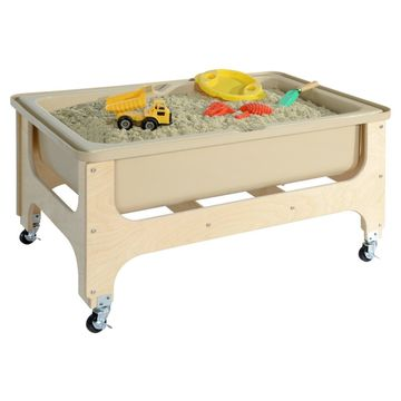Wood Designs 11866TN Deluxe Sand & Water Table without Lid