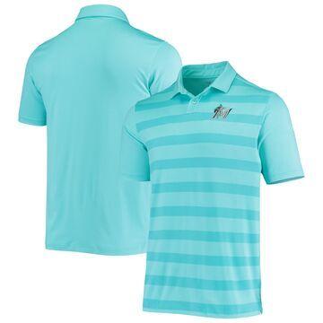 Levelwear Miami Marlins Blue Pearson HeiQ Smart Temp Polo