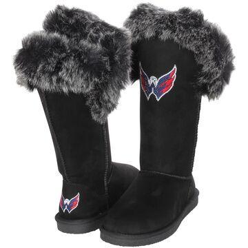 Women's Cuce Black Washington Capitals Devoted Boots