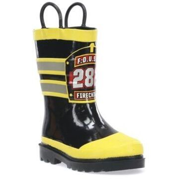 Western Chief Toddler, Little and Big Boy Printed Rain Boots
