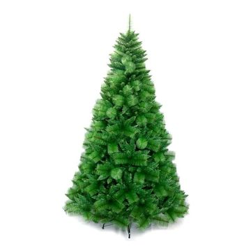 ALEKO Artificial Indoor Christmas Holiday Green 6 feet Tree