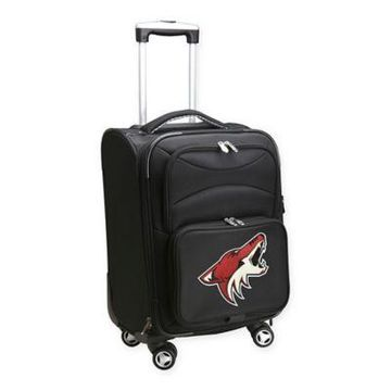NHL Arizona Coyotes 20-Inch Carry On Spinner