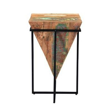 Trippton Accent Table Brown - Christopher Knight Home
