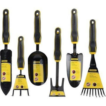 Stanley 6-Piece Digging Hand Tool Kit