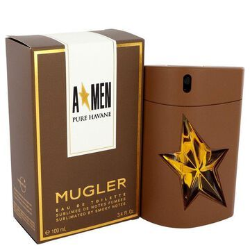 Angel Pure Havane Cologne by Thierry Mugler 3.4 oz EDT Spray for Men
