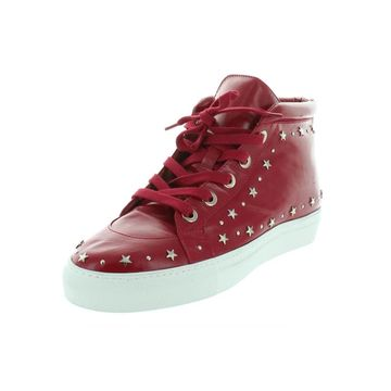 Laurence Dacade Womens Hugh Fashion Sneakers Leather High Top