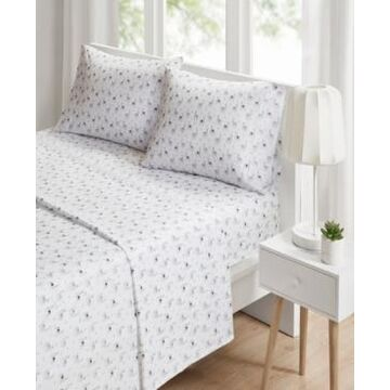 Intelligent Design Novelty 4-pc King Printed Sheet Set Bedding