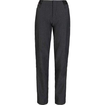Mammut Women's Massone Pants - 6 - Black