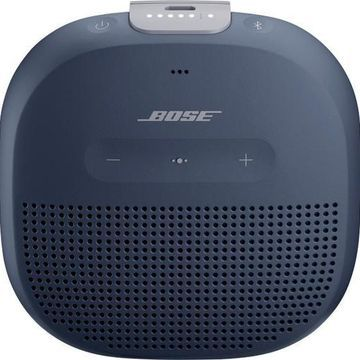 Bose - SoundLink Micro Portable Bluetooth Speaker - Blue