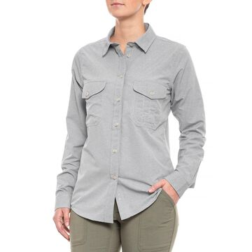 Filson Twin Lakes Sport Shirt - Long Sleeve (For Women)