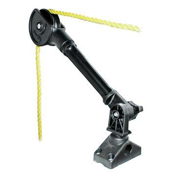 SCOTTY 750 TRAP-EASE TRAP ROLLER W/ 241 SIDE / DECK MOUNT