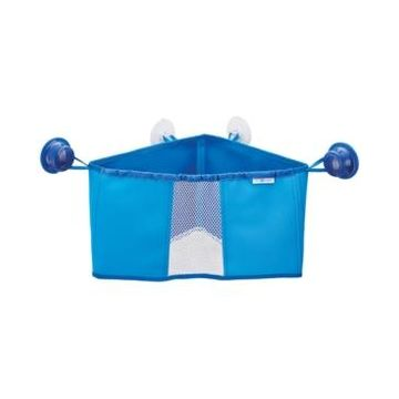 Interdesign Kids' Corner Shower Storage Basket Bedding