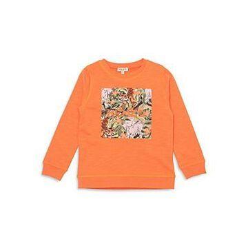 Kenzo Boys' Cotton Jungle Sweatshirt - Big Kid
