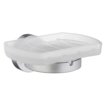 Smedbo Home 4 3/4 Wall Mount Soap Dish, HS342