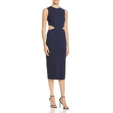 Finders Keepers Womens Cocktail Sleeveless Party Dress