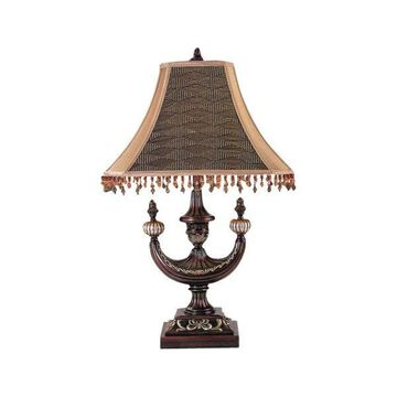 Meyda Tiffany 69333 Mardi Gras Table Lamp