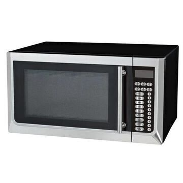 Avanti 1.6 cu. ft. Microwave Oven w/ 1 000 Watts 6 Pre-Set Cooking Opt