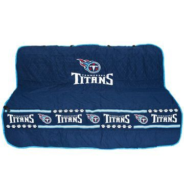 Pets First Tennessee Titans Car Seat Cover