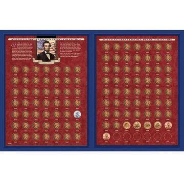 American Coin Treasures America's Great Lincoln Penny Collection 1909-2011 (Lincoln Penny Collection 1909-2011)