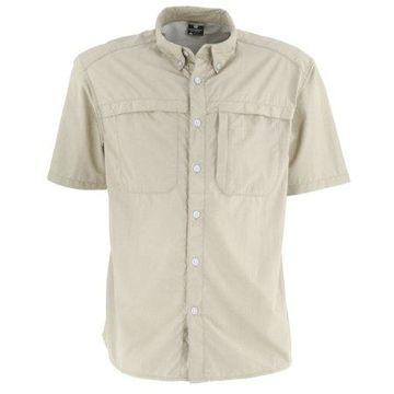 White Sierra Men's Kalgoorlie Short Sleeve Shirt