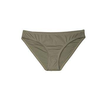 Carve Designs St. Barth Bikini Bottom (Moss) Women's Swimwear