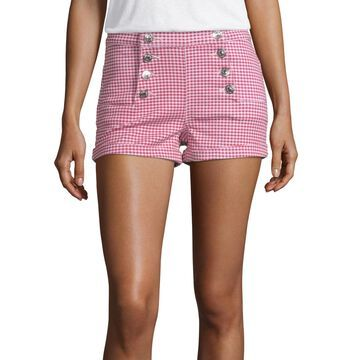 Almost Famous Womens High Waisted 2 1/2