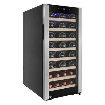AKDY 38 Bottles Single Zone Touch Control Compressor Electric Wine Coo