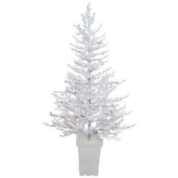 Vickerman Artificial Christmas Tree 5' x 42