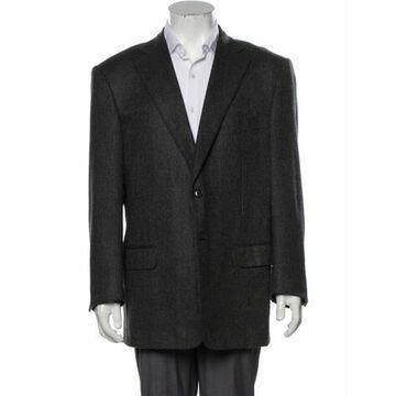 Cashmere Blazer Grey