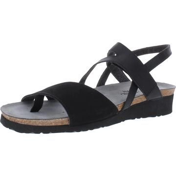 Naot Blaire Women's Strappy Leather Adjustable Slingback Sandals