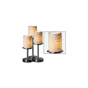 Limoges Dakota Table Lamp by Justice Design Group