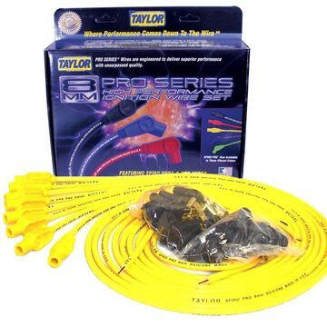 Taylor Cable 73455 8mm Spiro-Pro Ignition Wire Set