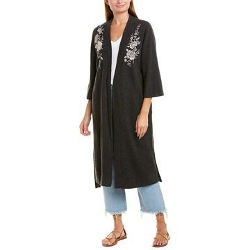 Johnny Was Womens Cashmere Kimono