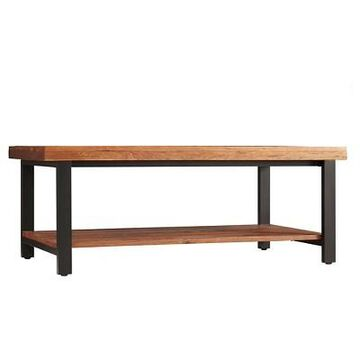 Hartlage Cocktail Table - Oak - Inspire Q