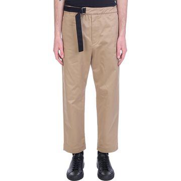 OAMC Reggs Pants In Beige Cotton