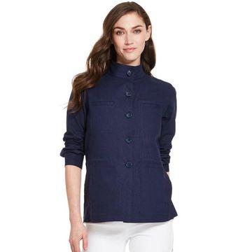 Women's IZOD Linen Jacket