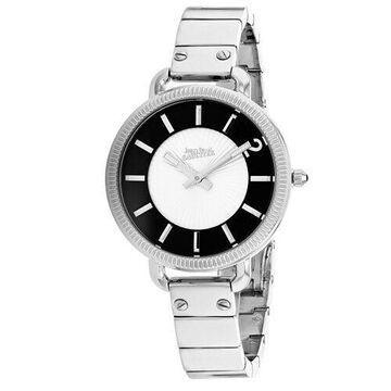 Jean Paul Gaultier Womens Index Stainless Steel Watch 8504301
