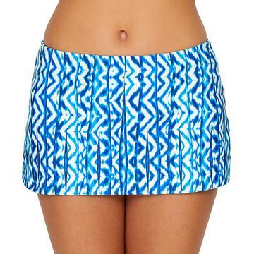 Aquarius Kokomo Skirted Bikini Bottom