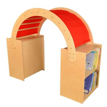Wood Designs 991114 Read & Play Canopy