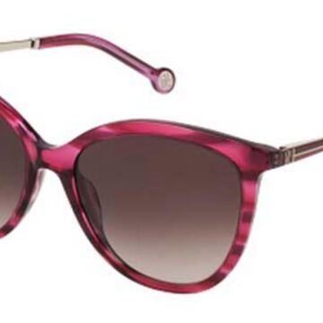 Carolina Herrera SHE798 0933 Men's Sunglasses Tortoise Size 56