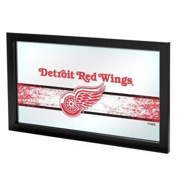 Trademark Gameroom Mirrors 26-in L x 0.75-in W Multiple Framed Wall Mirror | NHL1505-DR2