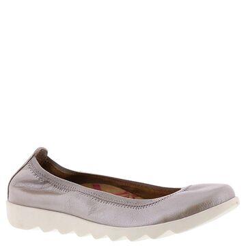 Comfortiva Grace Women's Silver Slip On 6.5 M