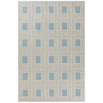 Libby Langdon Soho Brick By Brick 5' x 7' Area Rug