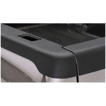 Bushwacker 02-08 Dodge Ram 1500 Fleetside Bed Rail Caps 96.0in Bed - Black