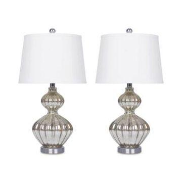 Abbyson Living Venice Set of 2 Table Lamps