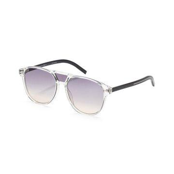 Dior Men's Black263s 56Mm Sunglasses