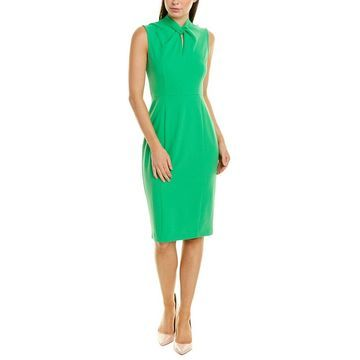 Donna Morgan Womens Sheath Dress
