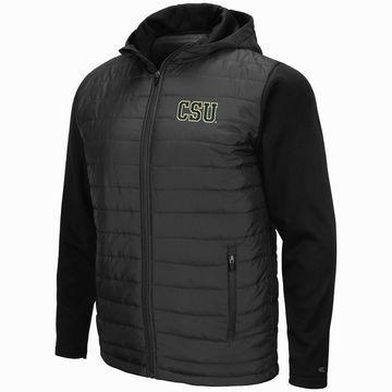 Mens NCAA Colorado State Rams Everest Full Zip Jacket