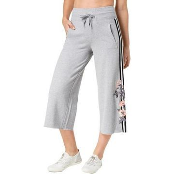Calvin Klein Performance Womens Culotte Fitness Capri Pants