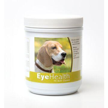 Healthy Breeds 840235145141 Beagle Eye Health Soft Chews - 75 Count